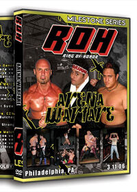 ROH Arena Warfare