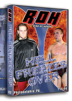 ROH Hell Freezes Over