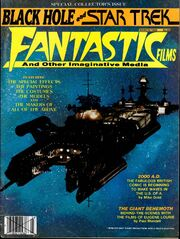 Fantastic Films March 1980 cover