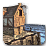 Small storehouse icon