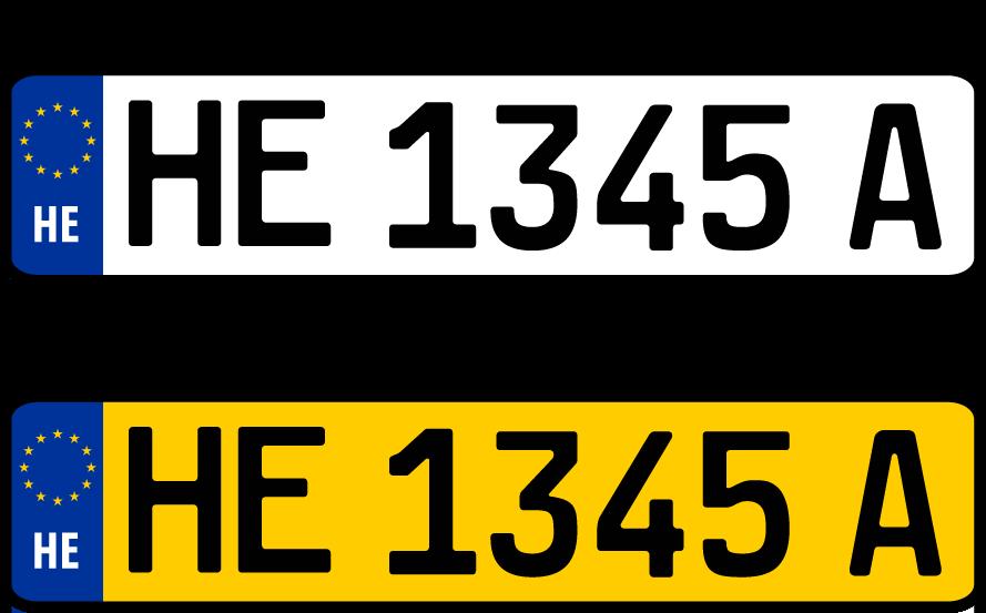 Car plate registration year singapore