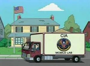 CIA Mobile Lab
