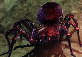 Creature-Corrupted Spider