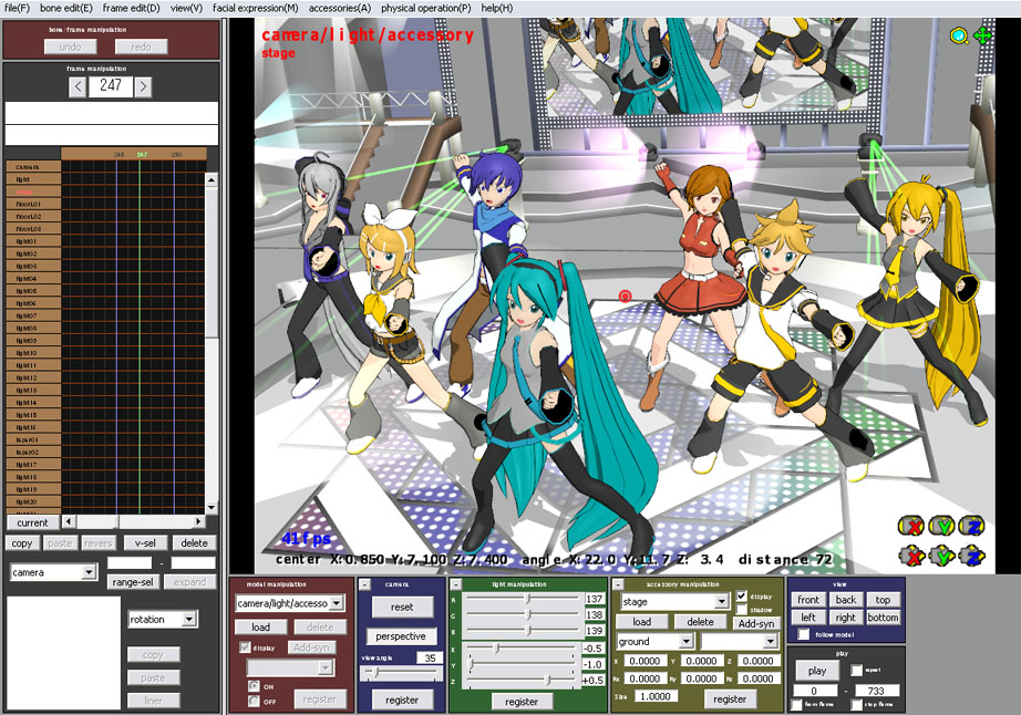 Mmd Backgrounds