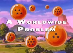 World wide problem