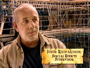 John Richardson (HP4 Special Effects Supervisor)
