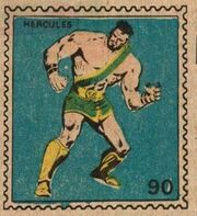 Hercules Marvel Value Stamp