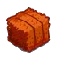 Orange Hay Bale-icon
