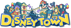 Logo-Disney Town