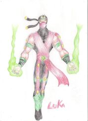 Ermac color