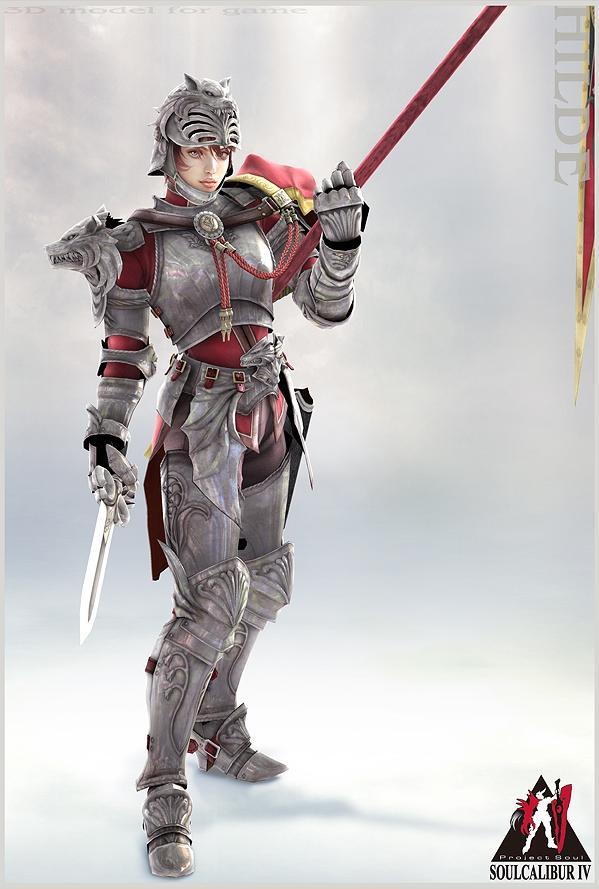 Xiba Soul Calibur