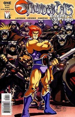 Thunder Cats Lair on Thundercats  Enemy S Pride 1   Thundercats Wiki