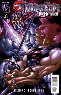 Thundercats Return on Thunder Cats Wikia On Thundercats The Return 5 Thundercats Wiki