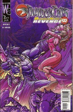 Thunder Cats Wikia on Thundercats  Hammerhand S Revenge 2   Thundercats Wiki