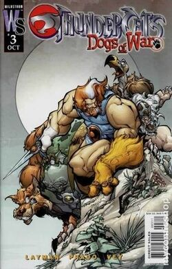 Thundercats Reclaiming Thundera on Read More Thundercats Reclaiming Thundera 5 Thundercats Dogs Of War 1