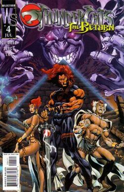 Thundercats Planet on Thundercats  The Return 4   Thundercats Wiki