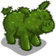 Pig Topiary-icon