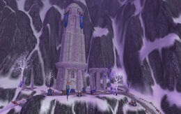 Windrunners overlook