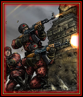 Soldier foot domination - 1 3