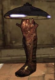 LEG LAMP