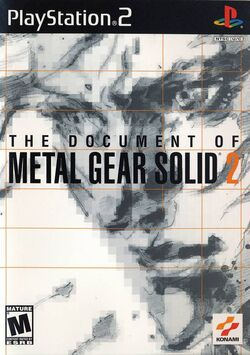 MGS2 Document