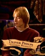 Oliver Phelps (George Weasley) PoA screenshot