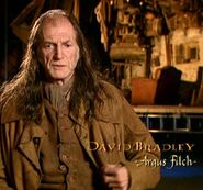 David Bradley (Argus Filch) CoS screenshot