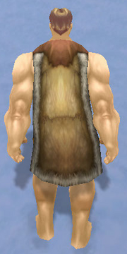 Bristlebark Cape, Snow Background, Human Male