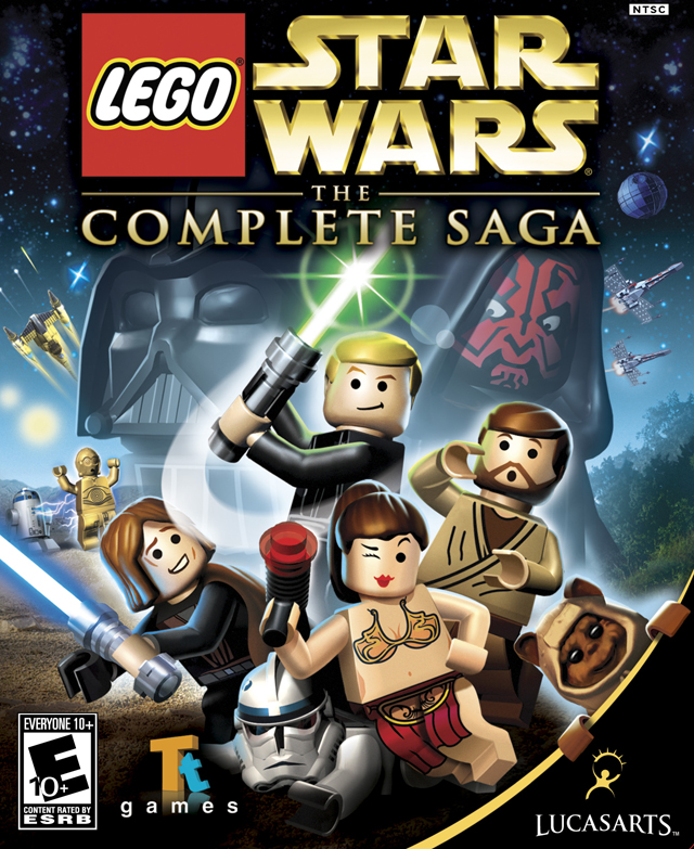 Lego star wars the complete saga star wars wiki em português
