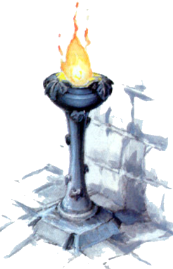 Torch (A Link to the Past)
