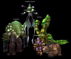 Underbog bosses