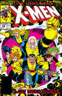 Uncanny X-Men Vol 1 254