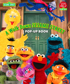 Awalkdownsesamestreetcovertwo