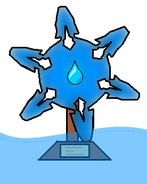 Waterninja Snowflake Award