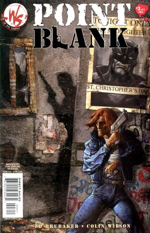 Cover for Point Blank #3