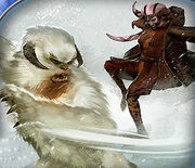 Wampa Fight