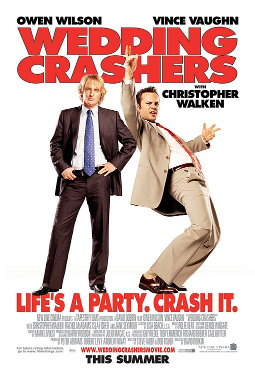 Wedding Crashers - Doblaje Wiki