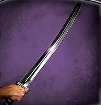 CorSec Sword