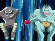 EP042 Hitmonlee y Machoke
