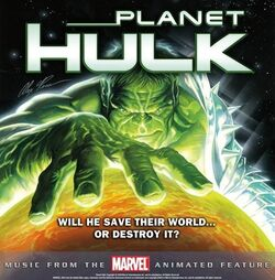 Planet Hulk Soundtrack