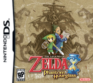 The Legend of Zelda - Phantom Hourglass (North America)