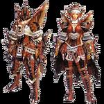 Rathalos MHU 150px-RathalosX-Blademaster