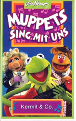 Muppets-SingMitUns-Kermit&amp;Co-GermanVHS