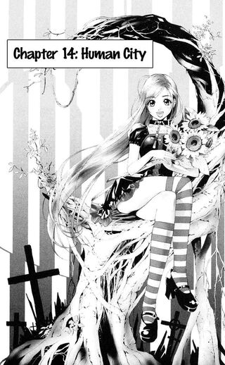 Rosario + Vampire Manga Chapter 014