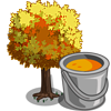 Yellow Maple Tree-icon