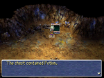 FFIII Altar Cave Potion 3