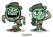 Good and Evil Flippy