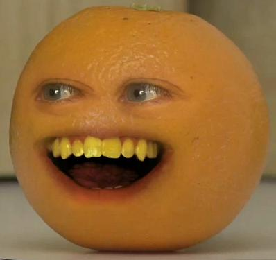 Real Annoying Orange avatar 1
