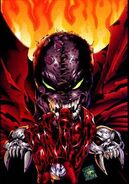 Spawn blood feud