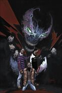 Spawn comic cover 171 tb